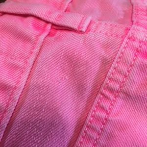 PINK Victoria's Secret Shorts - Victoria Secret Pink cut off shorts